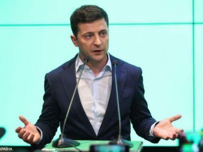 Зеленский публично назвал Россию страной-агрессором