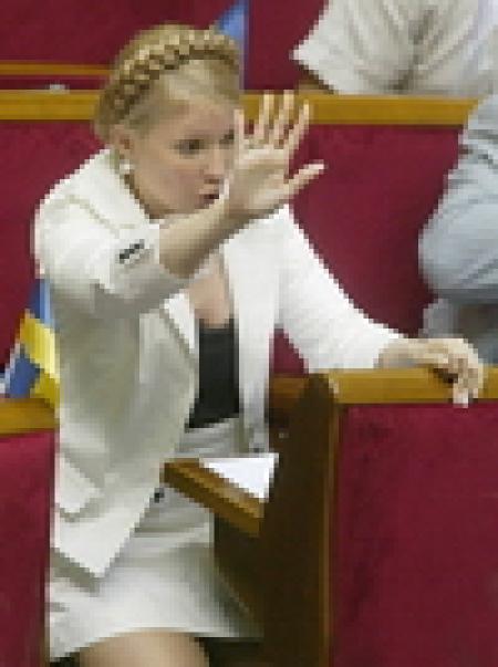 За ними Москва. Тимошенко ввязалась в войну с Газпромом