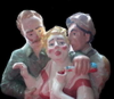 Шамотной рынок: искусство не требует жертв