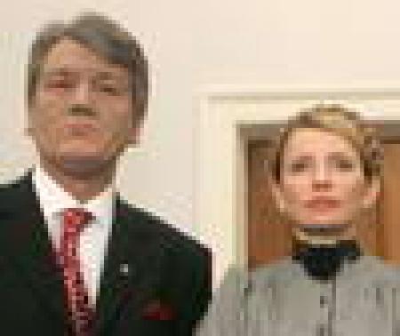 Газовый козырь Тимошенко