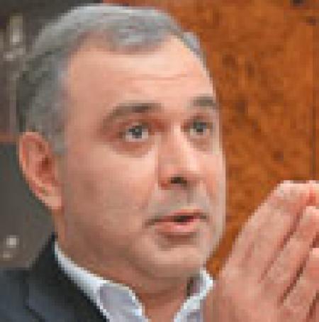 Неуловимый мститель. Давид Жвания раскрыл политические и финансовые секреты Нашей Украины