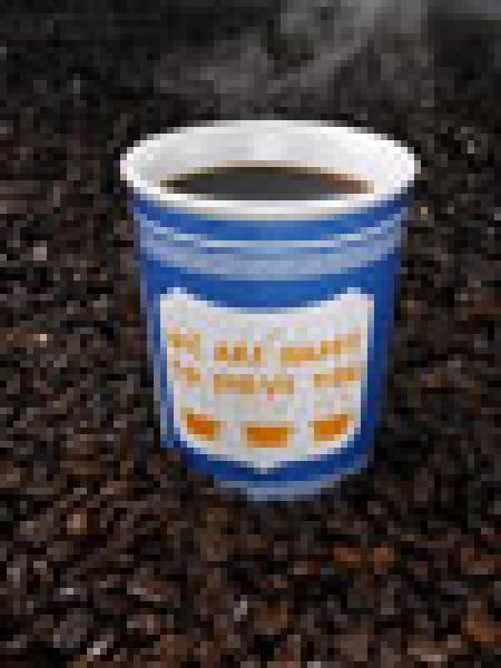 Кофеману. Сколько можно заработать на стаканчике кофе