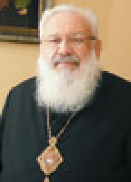 Богатство не беда. Глава греко-католиков в Украине кардинал Любомир Гузар не считает огромные состояния проклятием