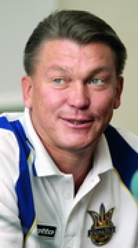 Олег Блохин: курc чемпиона