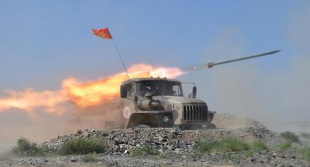Россия и Беларусь начали масштабные военные учения