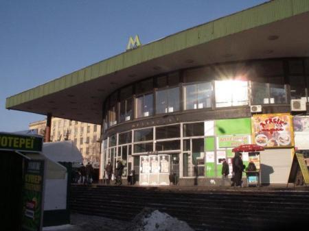 Возле метро «Шулявская» частично ограничат движение транспорта