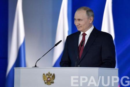 После распада СССР у России остались прежние амбиции – Путин