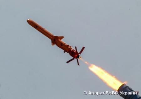 В Одесской области испытали новые украинские крылатые ракеты