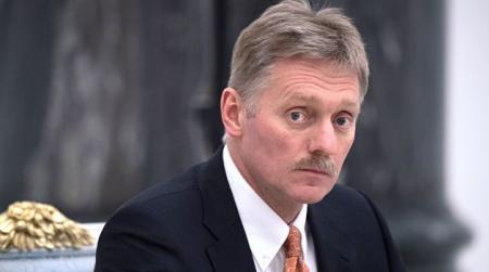 Песков прокомментировал разговор Путина и Зеленского