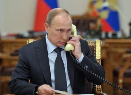 Путин: У меня нет смартфона