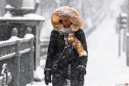 Снег, метели и порывистый ветер: прогноз погоды в Украине на пятницу, 12 февраля