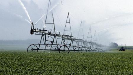 В Украине в этом году будут дополнительно орошать 16 тыс. га. сельхозземель