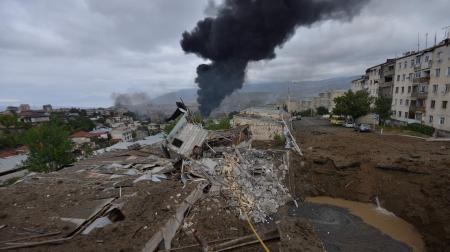 Нагорный Карабах: конфликт переходит в политико-дипломатическую плоскость?