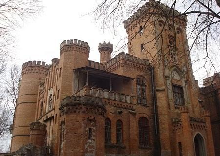 Усадьбы Черкасщины: замки, парки и старосветские имения (часть 1)