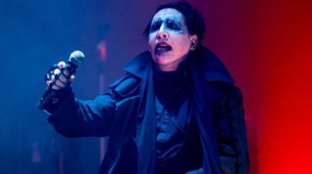 Рок-музыкант Мэрилин Мэнсон сорвал свой концерт в Нью-Йорке