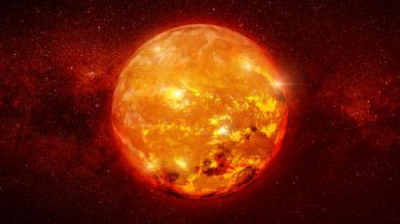 Новый взгляд на солнечные пятна