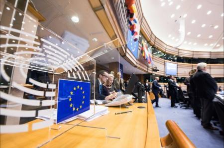 Комитет Европарламента поддержал выделение Украине 1 млрд евро макрофинансовой помощи