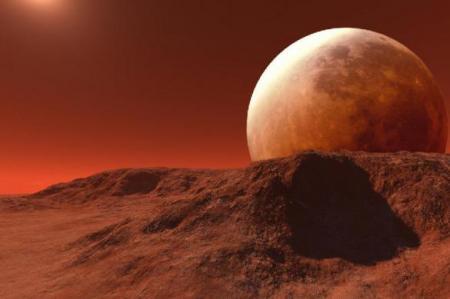 Данные InSight пролили свет на внутреннее строение Марса