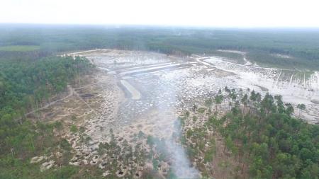Зеленский устроил разнос силовикам из-за незаконной добычи янтаря