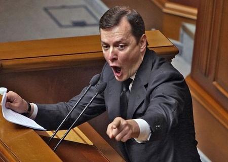 Олег Ляшко: кому и зачем нужен эпатажный кандидат