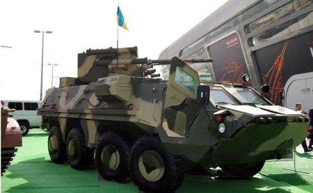 Украина заняла 12-е место в рейтинге экспортеров оружия в мире