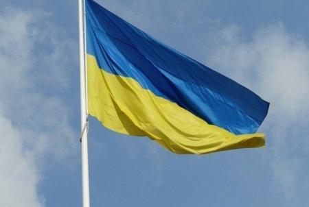 За надругательство над украинским флагом мужчину посадили на три года