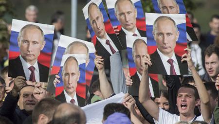 Путину в Сирии показали, как будет выглядеть война Америки с РФ
