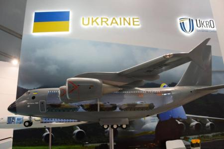 Украина и Турция совместно построят военно-транспортный самолет Ан-188