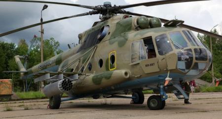 Украинский вертолет установил 12 мировых рекордов