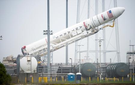 КБ «Южное» готовится ко второму за год запуску ракеты-носителя «Антарес»