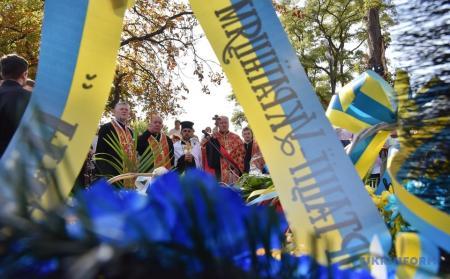 В Киеве прошел митинг-реквием и молебен по жертвам депортации 1944-1951 годов