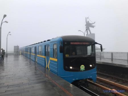 Киевсовет согласовал приобретение трамваев и вагонов метро на €120 миллионов