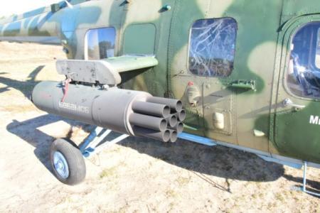 Ракеты и новейшее оборудование: вертолет Ми-2МСБ успешно прошел испытания