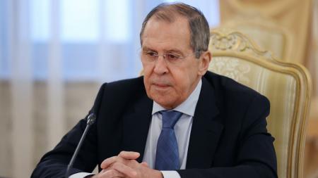 Лавров обвинил Украину в дестабилизации ситуации в Беларуси