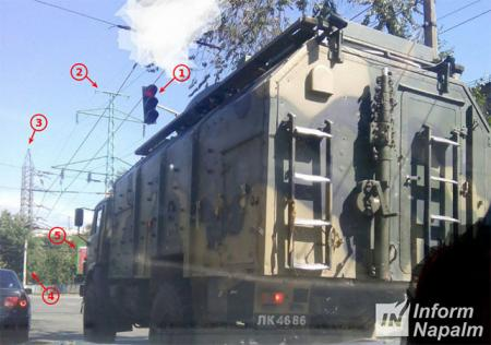 InformNapalm опубликовал фото новейших российских систем РЭБ на Донбассе