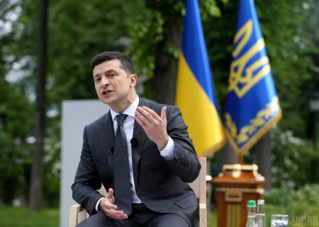 Пресс-конференция президента Зеленского как психоаналитический сеанс