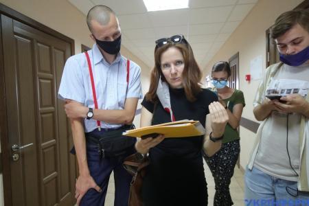 Задержанному под посольством Беларуси Кольченко присудили общественные работы