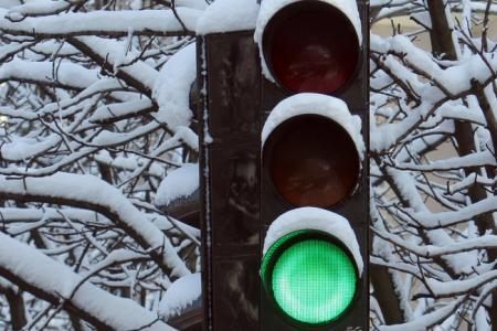 Пешеходы просят у Киеврады установить светофоры с кнопками