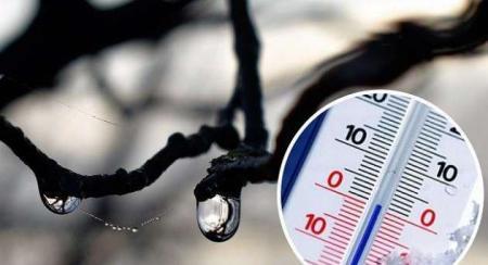 В Украину нагрянет мерзкая погода с сильным похолоданием