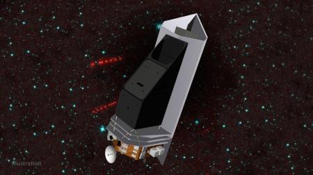 NASA представила телескоп, который будет «охотиться» на опасные астероиды