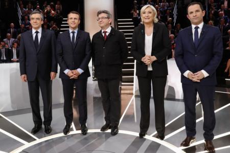 Макрон V.S. Марин Ле Пен, или Подругу Путина спасут лишь теракты