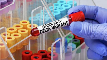 Штам «дельта» витіснив інші варіанти коронавірусу та поширився на 185 країн