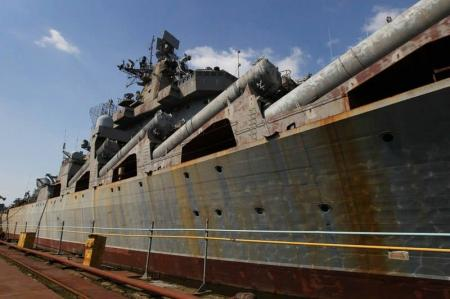 Продать или распилить. Что тебе светит, крейсер «Украина»?