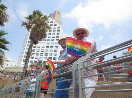 Общество здорового человека: Парад Гордости в Тель-Авиве