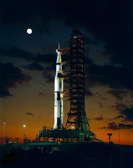 Развенчание теории Лунного заговора