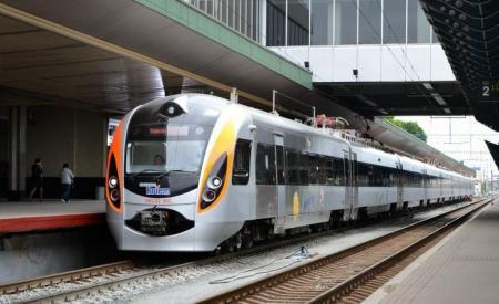 Украина готовится к запуску поезда