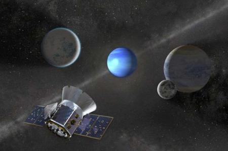 Рядом с Солнцем нашли теплую суперземлю и субнептун