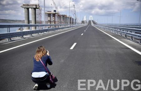 Украина подала иск в международный арбитраж по Крымскому мосту