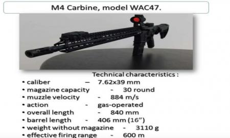 Карабин М16 от ОборонПорн - очередная «стена Яценюка»?