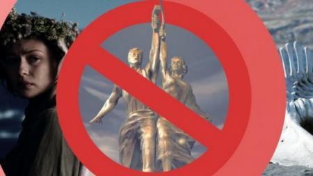 В прошлом году в Украине «запретили» 66 фильмов и сериалов